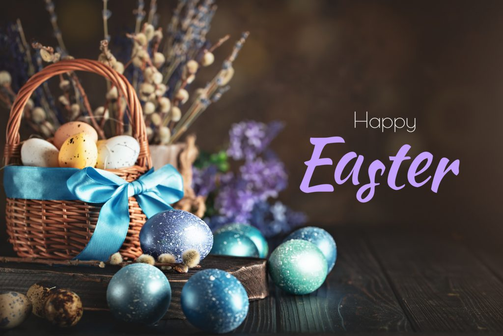 Celebrate Easter at Home