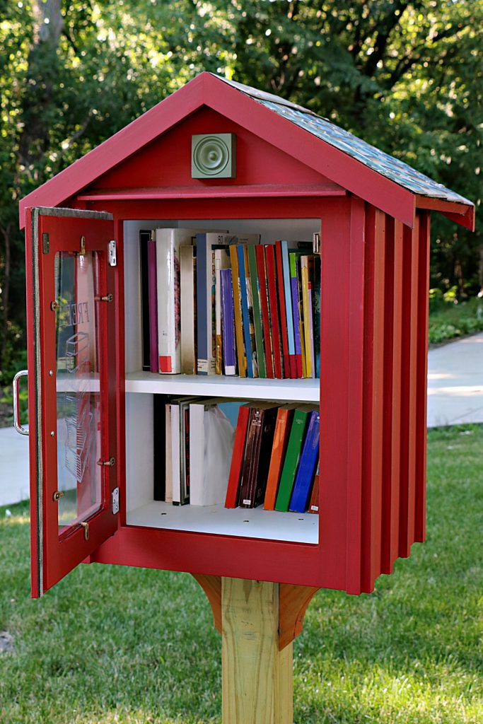 Experience the Little Free Libraries in North Myrtle Beach